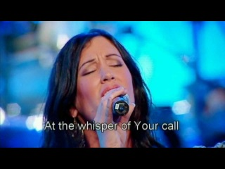 Hillsong - Oceans will part (HD with lyrics) (Praise Song for Jesus 5)
