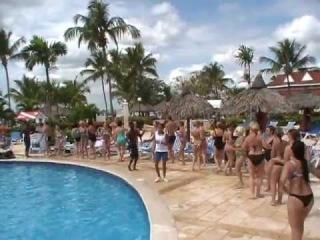Доминикана: Танец Bahia Principe Dance