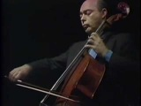 Janos Starker in Recital Part 2 of 4. Boccherini Sonata in A Major