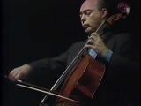 Janos Starker in Recital Part 2 of 4. Boccherini Sonata in A Major