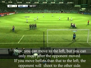 How To Catch Every Free Kick Against The PC-PES 2012,2013