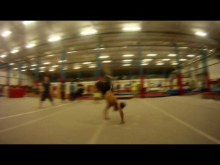 Gumbi swing to doubleback   Joe Scandrett
