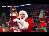 WWE Smackdown 12/21/10 Big Show, Rosa Mendes & Hornswoggle Segment