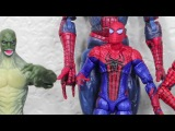 The Amazing Spider-man Movie Series Spider-man Ultra Poseable Figure Toy Review