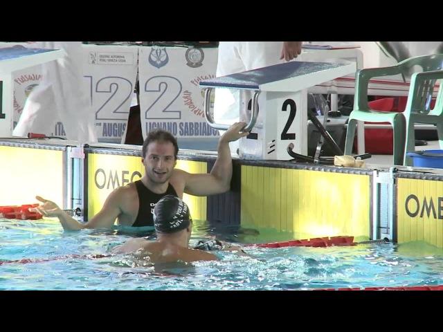 24th European Finswimming Championship Lignano Sabbiadoro nuoto pinnato 200 sf m