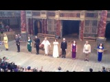 Antonius ile Kleopatra - Shakespeare's Globe - Zerrin Tekindor