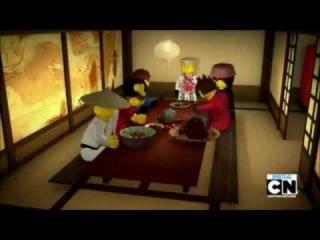 Лего ниндзяго 2 сезон 2 серия эпизод 2 - дом