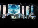 The Saturdays - All Fired Up Tour - My Heart Takes Over - The BIC - Windsor Hall 02122011 HD