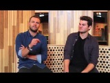 Interview with Joel Houston and Matt Crocker of Hillsong UNITED