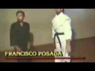 忍術 Sensei Frank Dux year 1989 ! Koga Yamabushi Ryu Ninjutsu ( Dux Ryu Ninjitsu, Bloodsport )