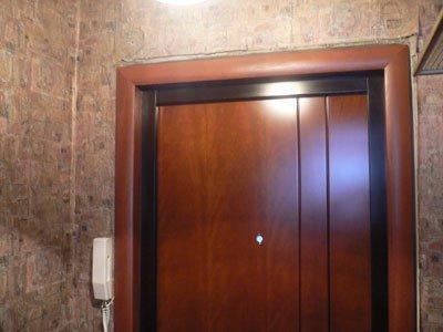 установка металлической двери бибирево