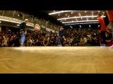 Hulk & Poter vs Zulu Kings China | Circle Kingz 2011 | Switzerland