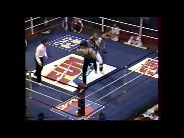 (САВАТ) Fathi MIRA vs Jean-Louis LAHCEN au Cirque d'Hiver 1994