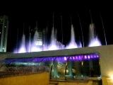 Астана - город-сказка! Поющие фонтаны, это было что-то. Я в восторге)))