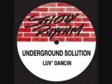 Underground Solution - Luv Dancin' (Harry Choo Choo Romero Bambossa Remix)