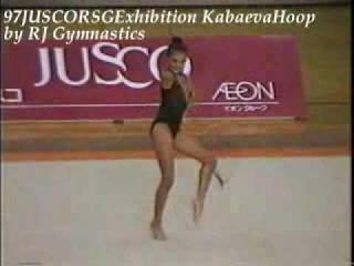 Alina Kabaeva Hoop 1997