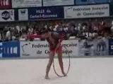 Alina Kabaeva hoop Corbeil Essones World Cup 2003