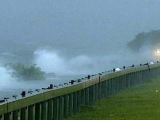 На Южные штаты США надвигается тропический шторм Дебби - Первый канал