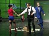 В Театре Сатиры – премьера спектакля `Чествование` - Первый канал