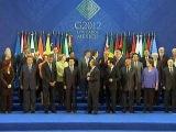 Владимир Путин в рамках саммита `Большой двадцатки` в Мексике провёл переговоры с президентом США - Первый канал