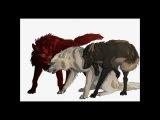 Agony - Wolf Speedpaint [mara-elle]