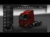 ETS2 - Instruction video of the option of the real emblem truck mod
