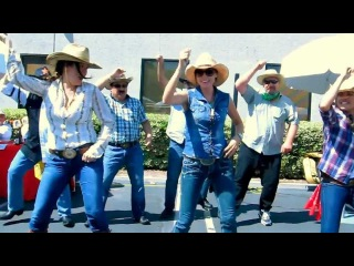 Cowboy Gangnam Style performed by Sares Regis Group