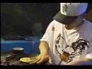 DJ Q-Bert performing at 1997 DMC World DJ Championship