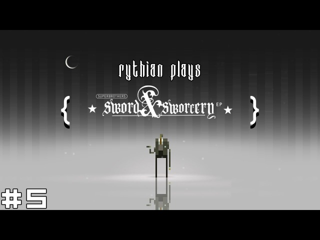 Superbrothers Sword and Sworcery EP 5 - Bright Moon Trigon