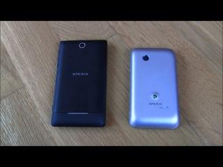 Sony XPERIA E Dual versus Sony XPERIA Tipo Dual