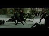 Neo Vs The Smith Army from Matrix Reloaded Excellent Quality