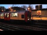 Central Line Trains Newbury Park