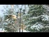 Зима и красивая музыка Р.Паулса (из к/ф