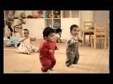 Kit Kat Dancing Kids TV Commercial - YouTube