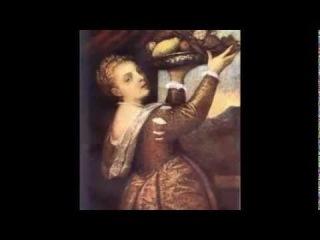 репродукции картин Тициан Вечеллио