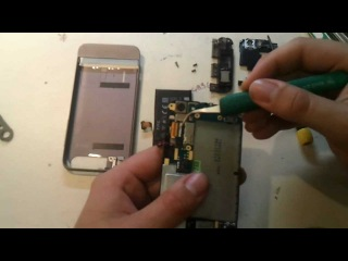 HTC ONE V disassembly