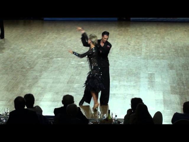 Martino Zanibellato - Michelle Abildtrup, 12 Rumba
