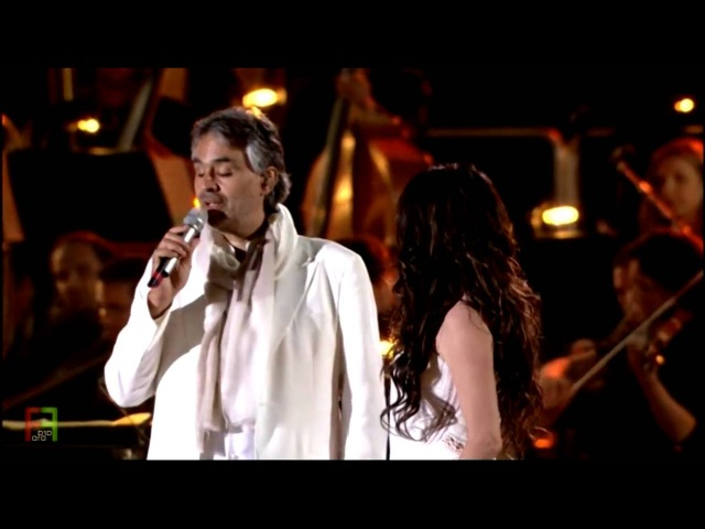 18.Andrea Bocelli - ''Time To Say Goodbye'' (duet with Sarah Brightman). ( Live in Tuscany ).