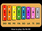Learning Game for Kids - Little Xylophone (teach toddlers basic music skills)