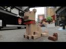 Wreck-It Ralph 8 BIT LANE - Truman Brewery, Brick Lane, London, 11-13 Jan 2013   HD