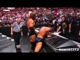 WWE Backlash 2008 - Triple H vs Randy Orton vs John Cena vs JBL