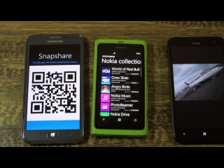 ГаджеТы: утилита шаринга фото Nokia PhotoBeamer