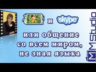 ***Clownfish и Skype, или общение со всем миром , не зная языка.***