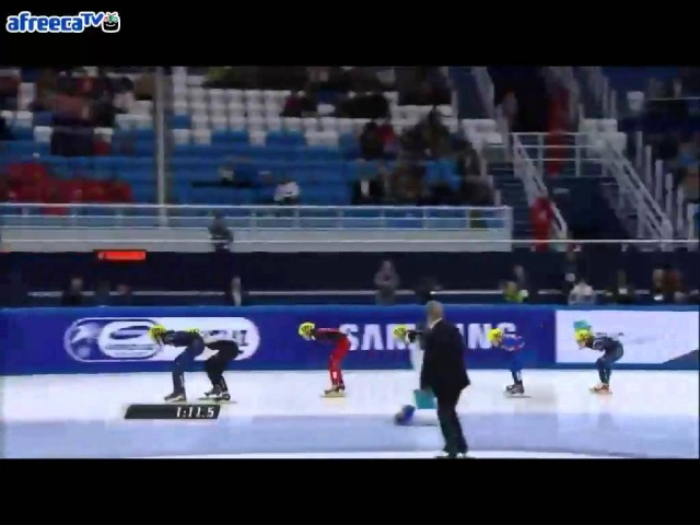 2012/2013 Short Track World Cup5 Women's 1500m Final A