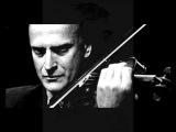 Karol Szymanowski- Notturno e Tarantella, Op. 28 - Yehudi Menuhin