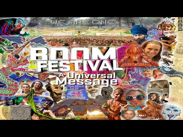 LOVE - The Movie - Boom Festival - A Universal Message - Full Movie - Nominiert Cosmic Angel 2011