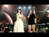 Within Temptation,Evanesense - Somewhere - The Best Duet Ever