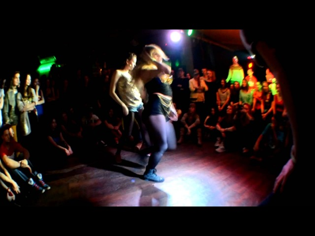 Trash Night Party by ULEY FAM Sexy R'n'B 1 4 Женя Секерина VS Крис Кегля