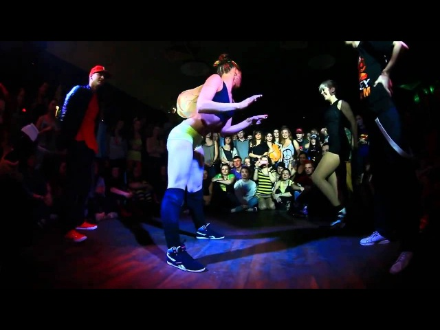 Trash Night Party by ULEY FAM Sexy R'n'B 1 4 Рита Sunshine VS DHQ Саша Пирогова