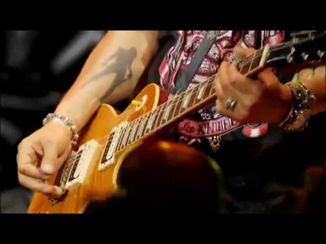 Slash (Feat. Myles Kennedy) - Sweet Child O' Mine - Made in Stoke 24/7/11 [HD]